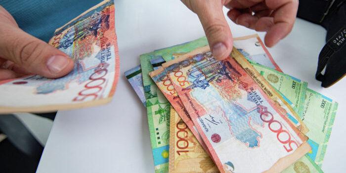 Нацбанк Казахстана установит лимиты на снятие наличных для юрлиц